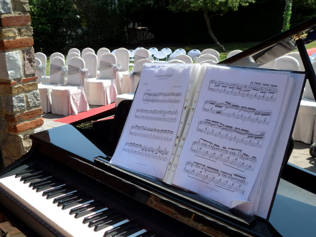 Grand Piano - Classical Piano Music for Weddings and Events