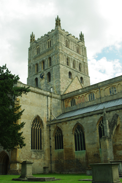 Tewkesbury Abbey - Pianist Gloucestershire