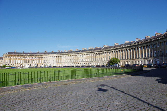 The Crescent, Bath, Somerset