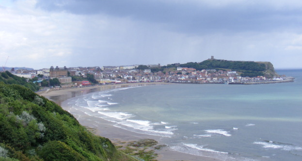 Scarborough South Bay - Pianist Yorkshire